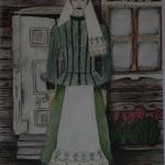Mantė Vilkauskaitė, 11 m., Ylakiai, Skuodo raj. III vieta