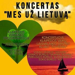 Mes uz Lietuva