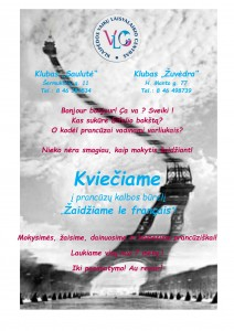 Prancūzų k. būrelis_afiša_Saulute_Zuvedra-1