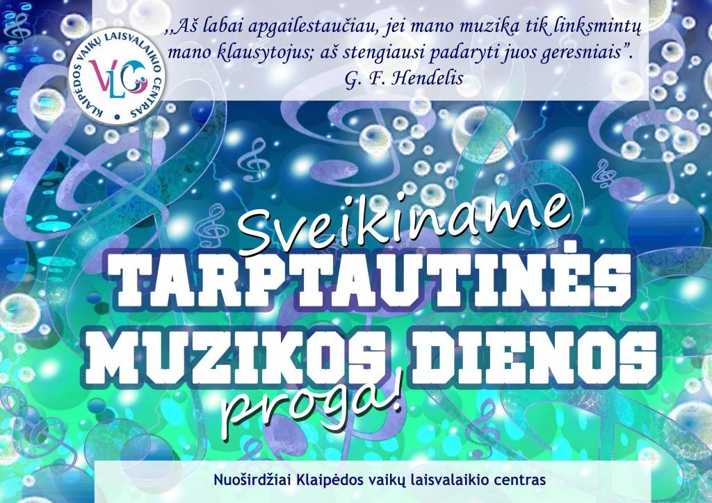 Tarptautine Muzikos diena