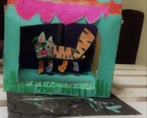 lėlių teatras (3-6) Emilijos tigras