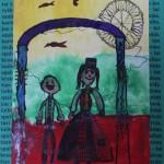 Vytautė Atstupėnaitė, 8 metai, laureatė