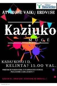 KAZIUKO MUGĖ